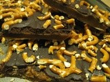 Beer Pretzel Toffee