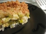 Leek and Potato Casserole