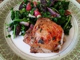 Lemongrass Dubbel Marinated Chicken