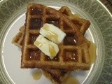 Multgrain Buttermilk Waffles