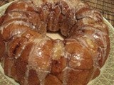Pumpkin Monkey Bread