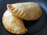 Roasted Chili and Pork Empanadas