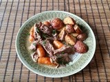 Slow Cooker Venison with Carrots