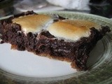Stout s'mores Bars