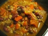 Vegetarian Smoked Porter Chili
