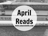 April Reads – Books that we read during April