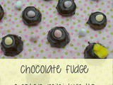 Chocolate Fudge Mini Bundts