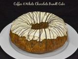 Coffee & White Chocolate Bundt #BakeoftheWeek