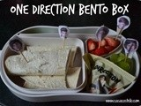 One Direction Bento Box