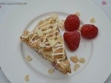 Raspberry & Almond Scone Slices – Bake of the Week