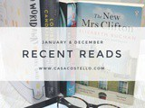 Recent Reads – December and January