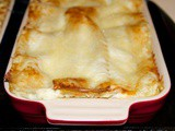White Lasagne with Spinach and Ricotta
