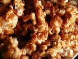 Catching up… and Apple Cinnamon Caramel Popcorn Recipe