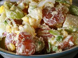 Cold Smoked Potato Salad Recipe