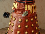 Dalek Cake for a Doctor