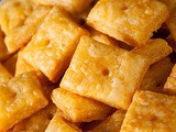"Gluten-Free Cheese Crackers Recipe: Like ""Cheez-Its"", but Better"