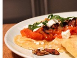 Guest Post: Roasted Butternut Squash Ravioli Recipe
