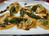 MasterChef Guest Post – Matt Orsini's Spinach Pine Nut Ravioli in Brown Butter Sauce