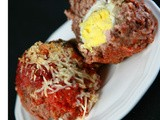 """Scotch Egg"" Meatloaf Recipe"
