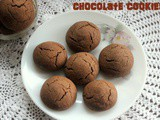 Chocolate cookies recipe – How to make eggless chocolate cookies recipe