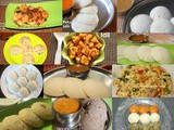 Idli varieties – Collection of 12 idli recipes – South Indian breakfast recipes