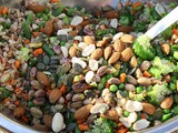 Nutty Super-food Salad