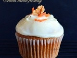 Guest Post: Divya's Spiced Carrot Cupcakes