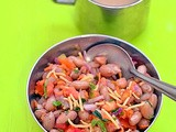 Boiled Peanut Chaat Recipe / Peanut Masala Chaat Recipe