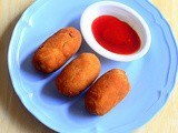 Bread Roll Recipe – Potato Stuffed Crispy Bread Rolls Recipe