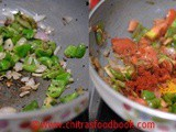 Capsicum Masala Curry Recipe-Easy Side Dish For Chapathi