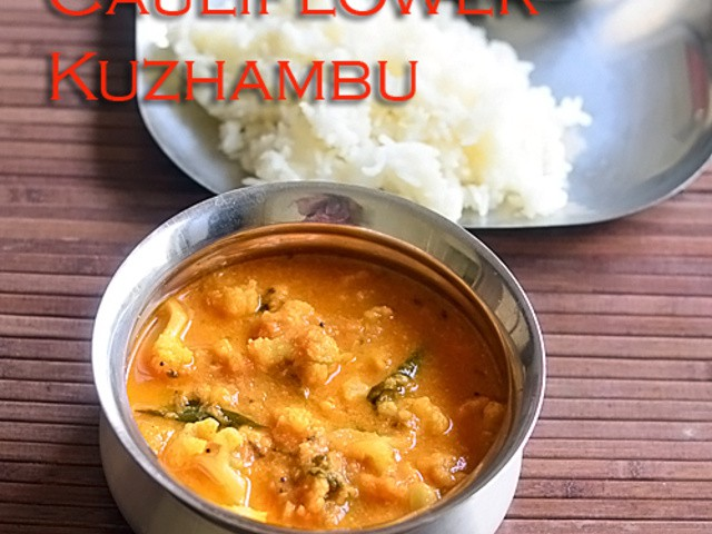 Very Good Recipes of Kuzhambu and South Indian