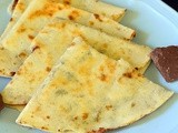 Chocolate Quesadilla Recipe – Chocolate Tortilla Recipe