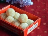 Coconut ladoo recipe|thengai ladoo-holi recipes
