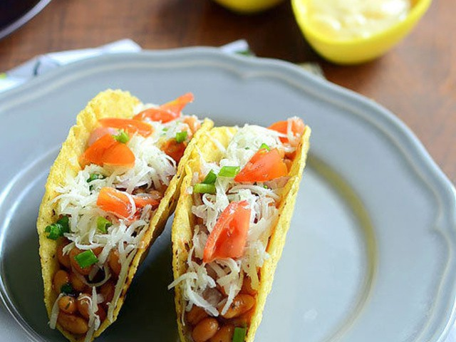 Very good recipes of veg tacos recipe forumfinder Images