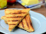 Grilled Cheese Sandwich Recipe-Sandwich Recipes For Kids