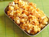 How To Make Caramel Popcorn Recipe Without Oven, Corn Syrup, Brown Sugar