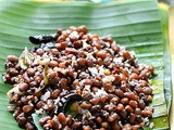 Instant karamani sundal recipe/black eyed peas sundal-navratri recipes