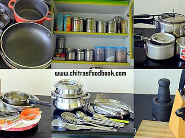 awesome Kitchen Utensils List For New Home #6: Very Good Recipes of Kitchen Utensils List For New Home from Chitrau0026#39;s food book