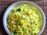 Mavinakayi Chitranna Recipe – Raw Mango Rice Recipe Karnataka Style