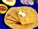 Paneer Paratha Recipe - Stuffed Paratha Recipes