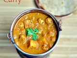 Phool Makhana Curry Recipe|Lotus Seeds Gravy With Paneer