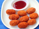 Potato Nuggets Recipe–Potato Cheese Balls