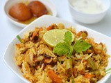 Sindhi Biryani Recipe-Pakistani Biryani-Sunday Lunch Recipes Series 19