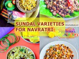 Sundal Varieties For Navratri – Navarathri Sundal Recipes