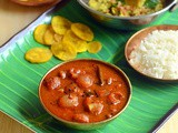 Ulli Theeyal Recipe – Kerala Style Small Onions/Shallot Curry