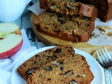 Apple Walnut – Eggless Cake
