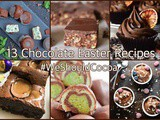 13 Chocolate Easter Recipes & April's #WeShouldCocoa