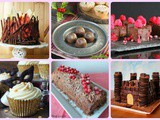 17 Cheerful Chocolate Recipes and December's We Should Cocoa