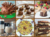 17 Marvellous Chocolate Recipes and April's We Should Cocoa