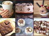 8 Tempting Chocolate Recipes and November's #WeShouldCocoa Link-up